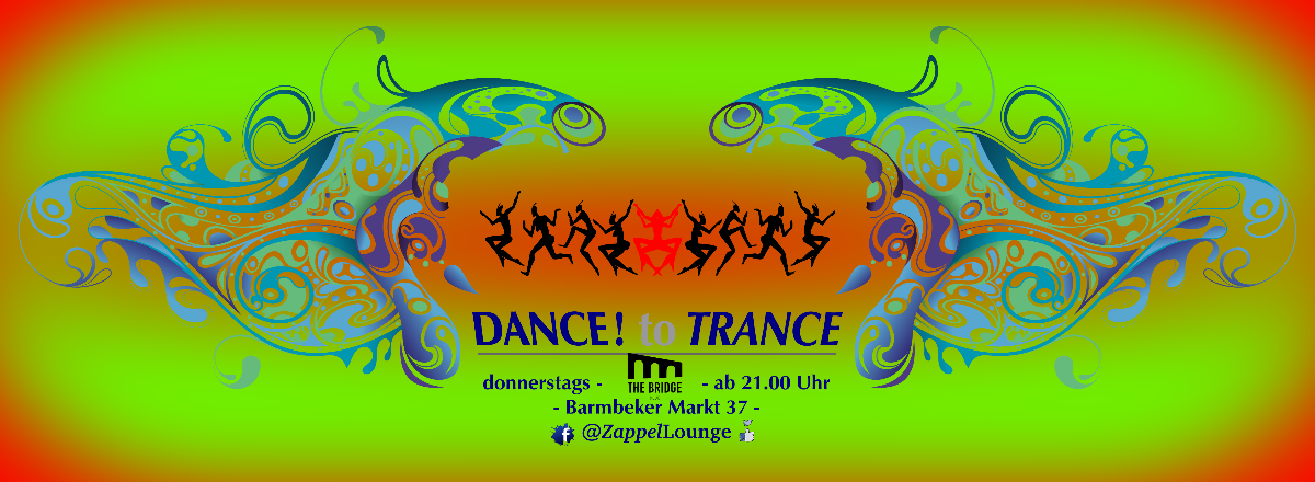Party Flyer DANCE! to TRANCE 28 May '20, 21:00
