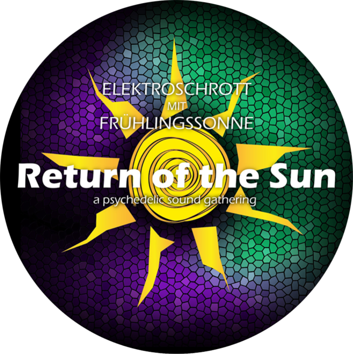Party Flyer RETURN OF THE SUN / Elektroschrott mit Frühlingssonne 29 May '20, 23:00