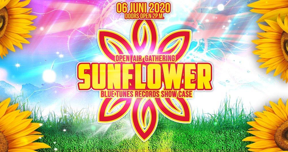 Party Flyer SUNFLOWER Open Air Gathering 6 Jun '20, 14:00