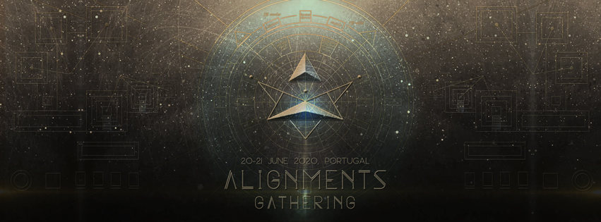 Party Flyer Alignments Gathering 6 Aug '21, 21:00