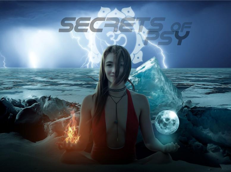 Party Flyer Secrets Of Psy 10 Jul '20, 20:00