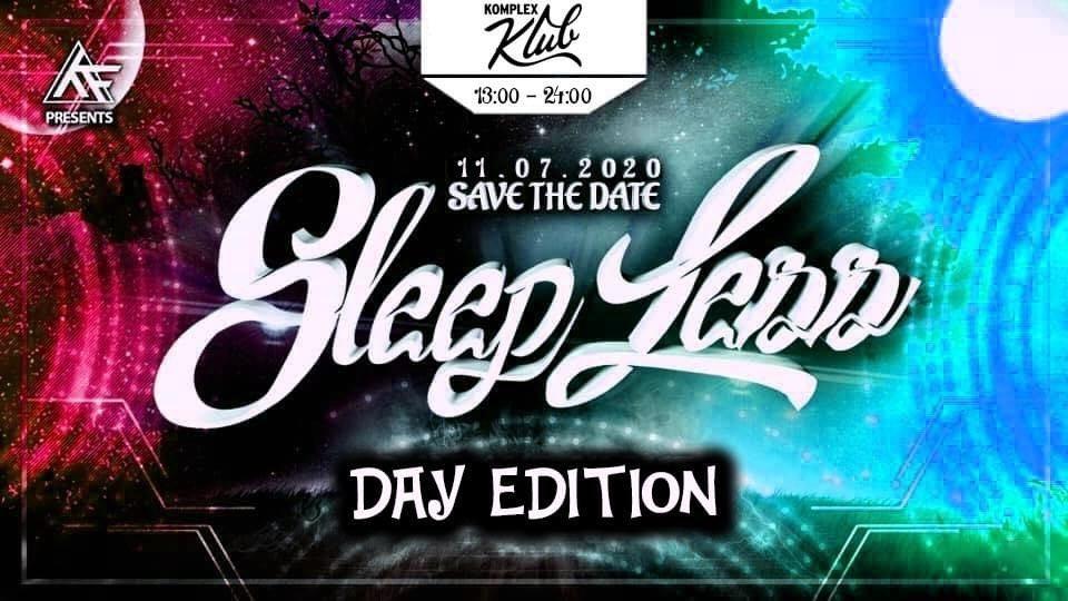Party Flyer ☆★ SleepLess ☆★ 11 Jul '20, 23:00