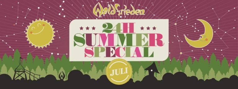 Party Flyer 24H Summer Special Juli 18 Jul '20, 14:00