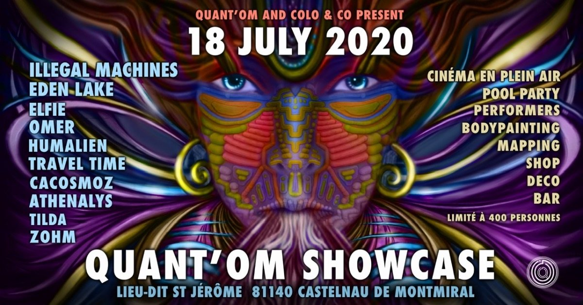 Quant'Om Showcase 1 Colo & Co 18 Jul '20, 22:00