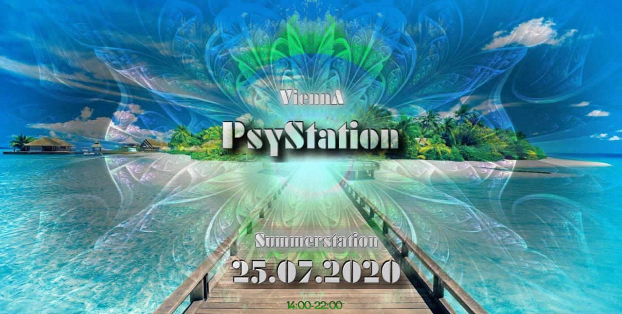 Vienna PsyStation 25 Jul '20, 14:00