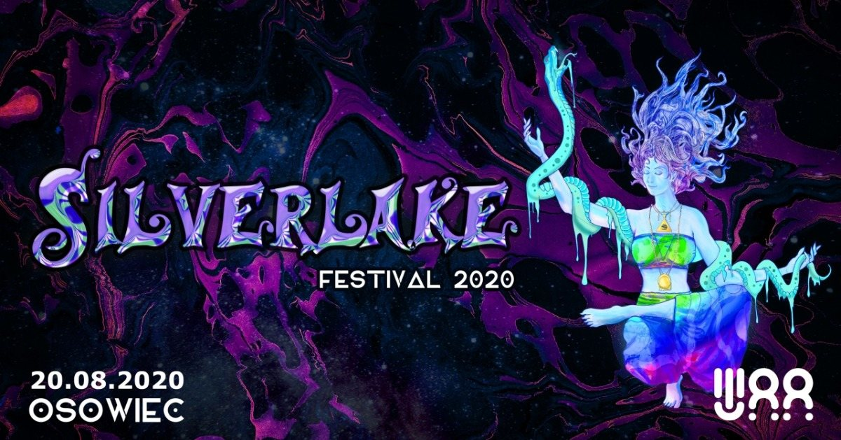 Party Flyer Silver Lake Festival 2020 20 Aug '20, 18:00
