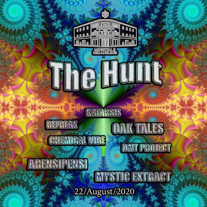 The Hunt by Ministria e Psikadelikës 22 Aug '20, 22:00