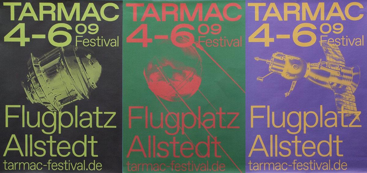 Party Flyer Tarmac Festival 2020 4 Sep '20, 10:00