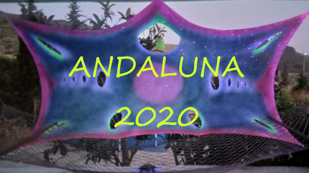 Party Flyer ANDALUNA 2021 28 May '21, 18:00