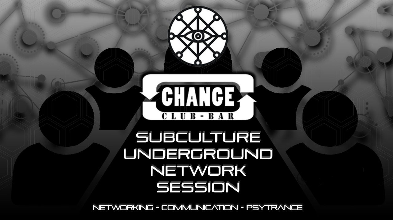 Subculture Underground Network Session 30 Oct '20, 18:00