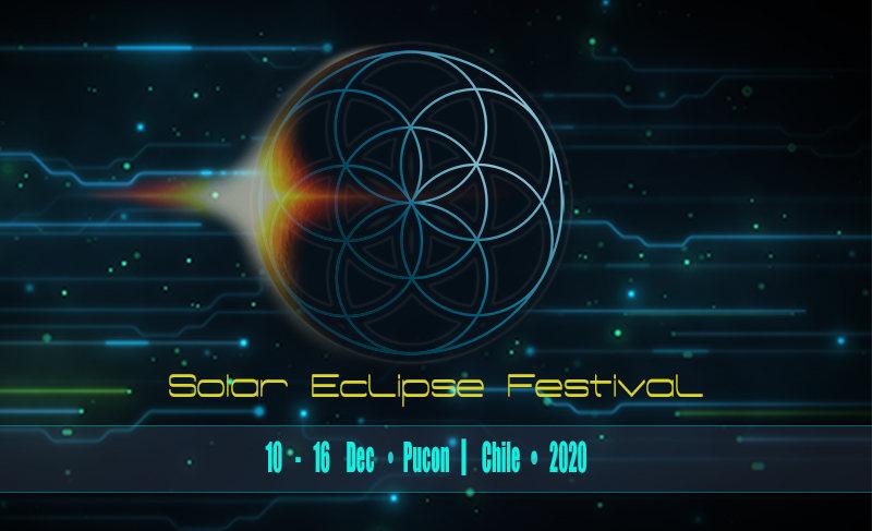 Party Flyer Total Solar Eclipse Festival 2020 - Chile 10 Dec '20, 21:00