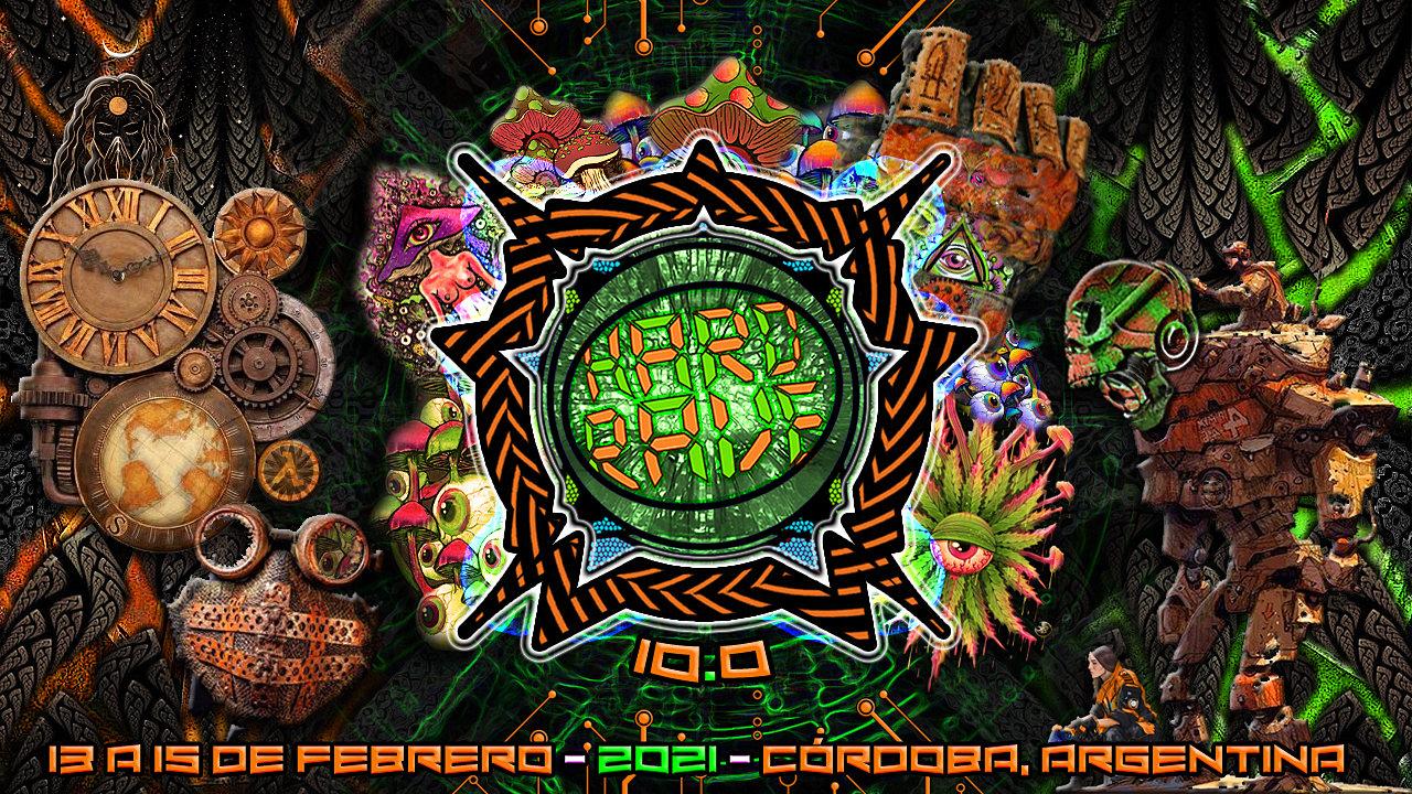 HardRAVE Festival 10.0 13 Feb '21, 12:00