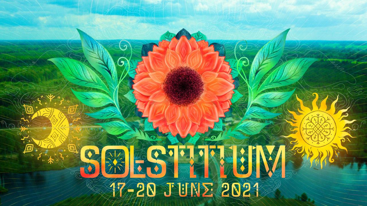 Party Flyer Solstitium 17 Jun '21, 18:00