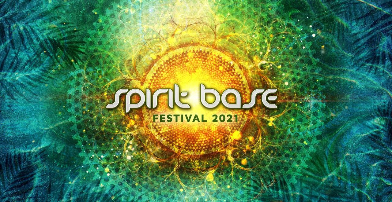 Party Flyer Spirit Base Festival 2021 17 Jun '21, 18:00