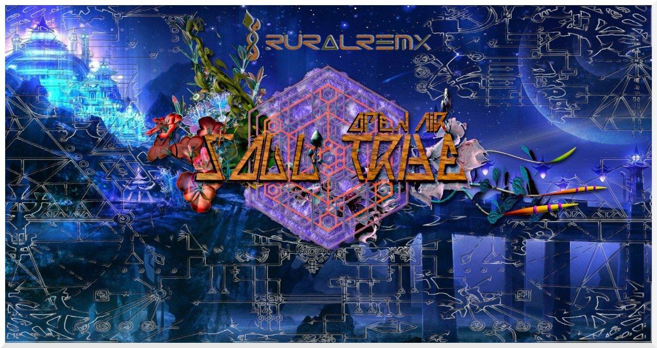 Party Flyer Soul Tribe 25 Jun '21, 22:00