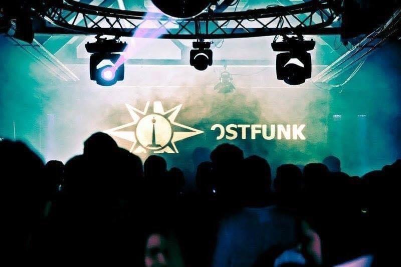 Party Flyer Ostfunk Summerfeelings /w. Thomas Lizzara 3 Jul '21, 14:00