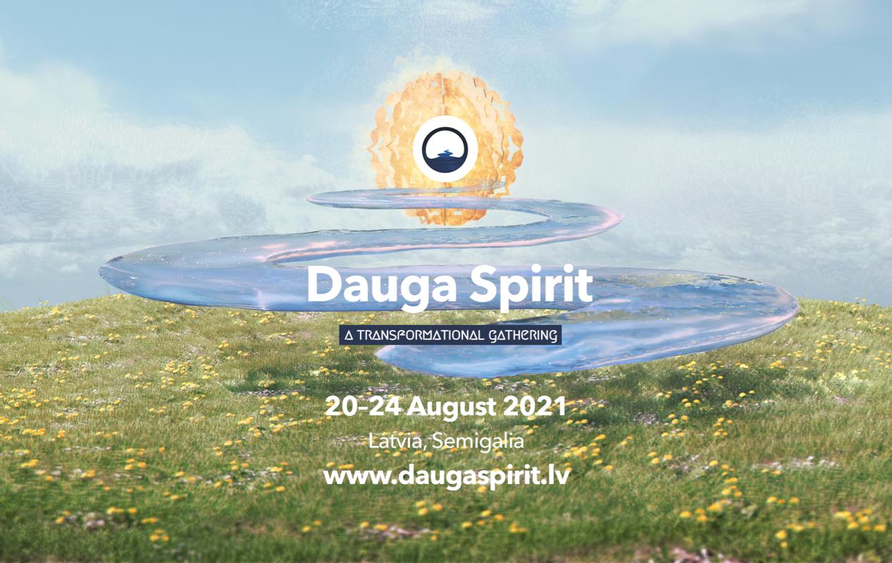 Party Flyer Dauga Spirit 2021 19 Aug '21, 00:00