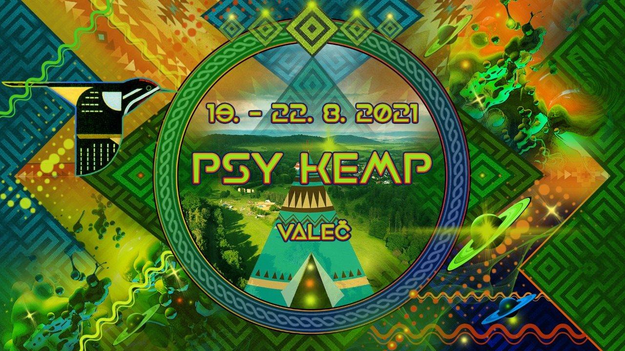 Party Flyer Psy Kemp 19 Aug '21, 22:00