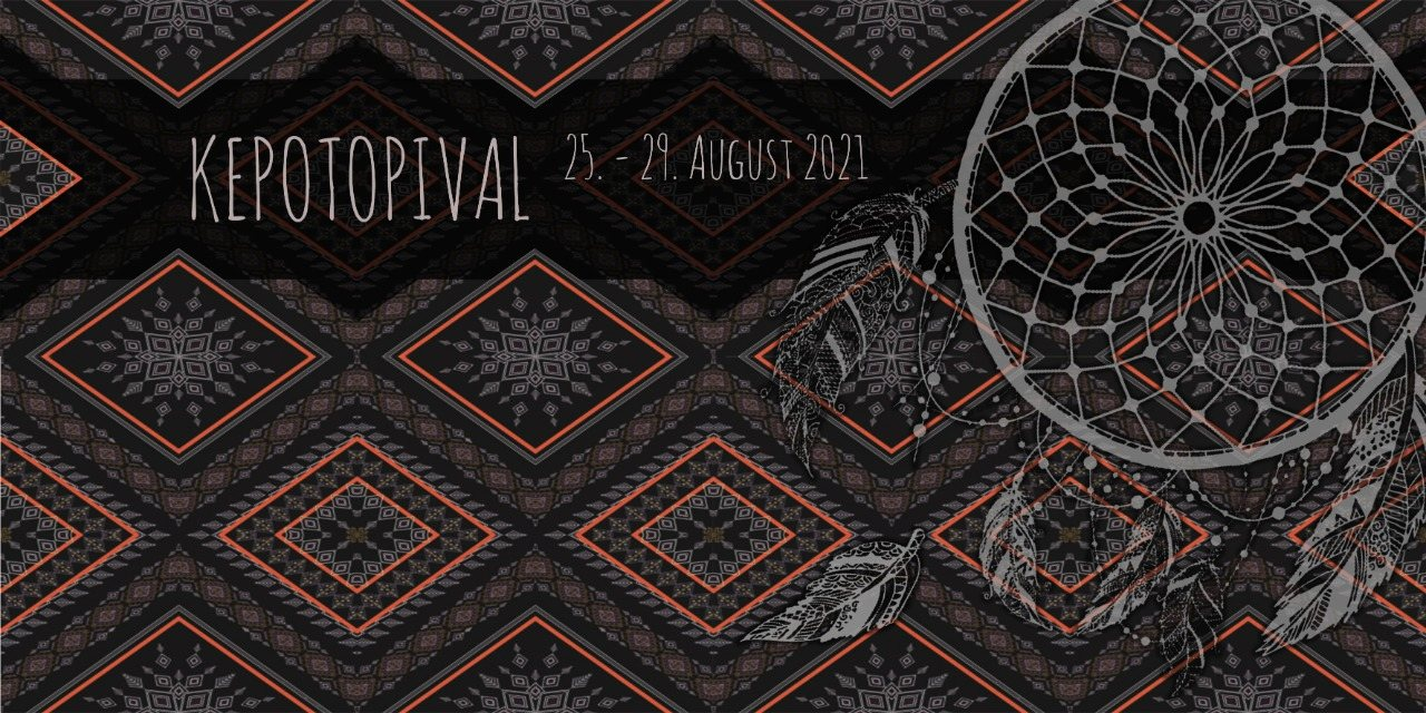 Party Flyer Kepotopival 2021 25 Aug '21, 18:00