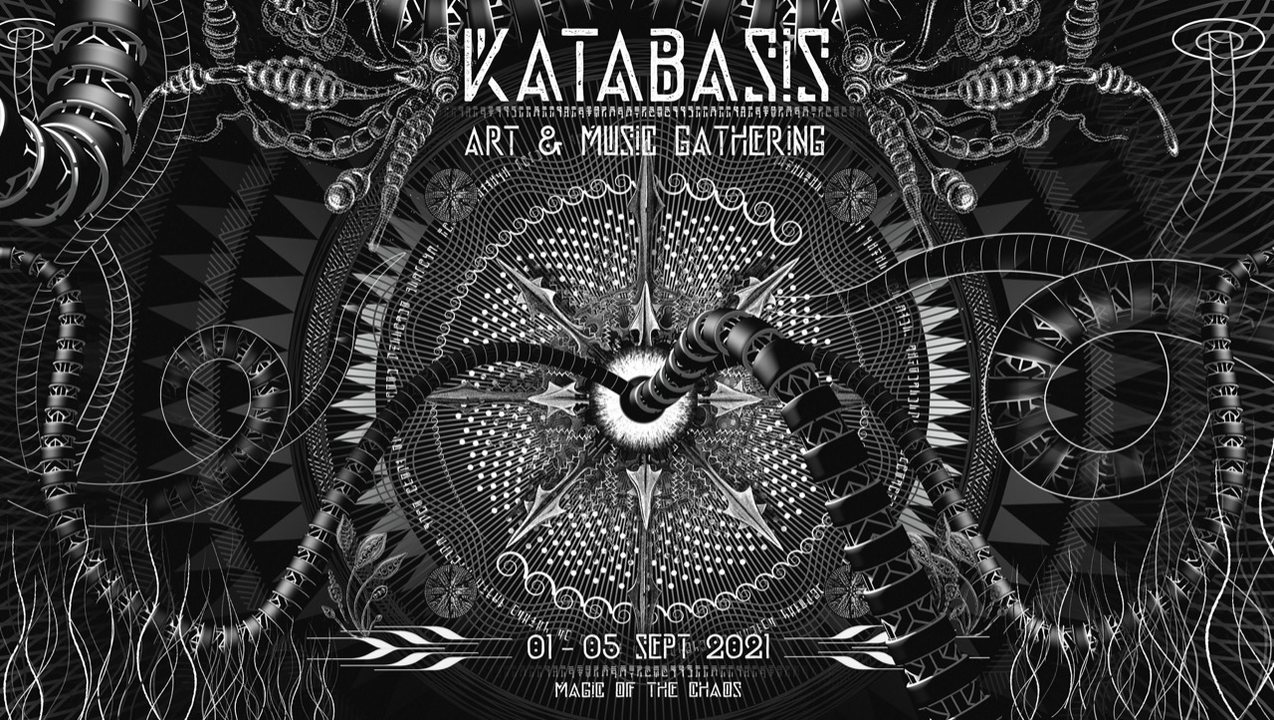 Party Flyer Katabasis Gathering 2021 1 Sep '21, 16:30
