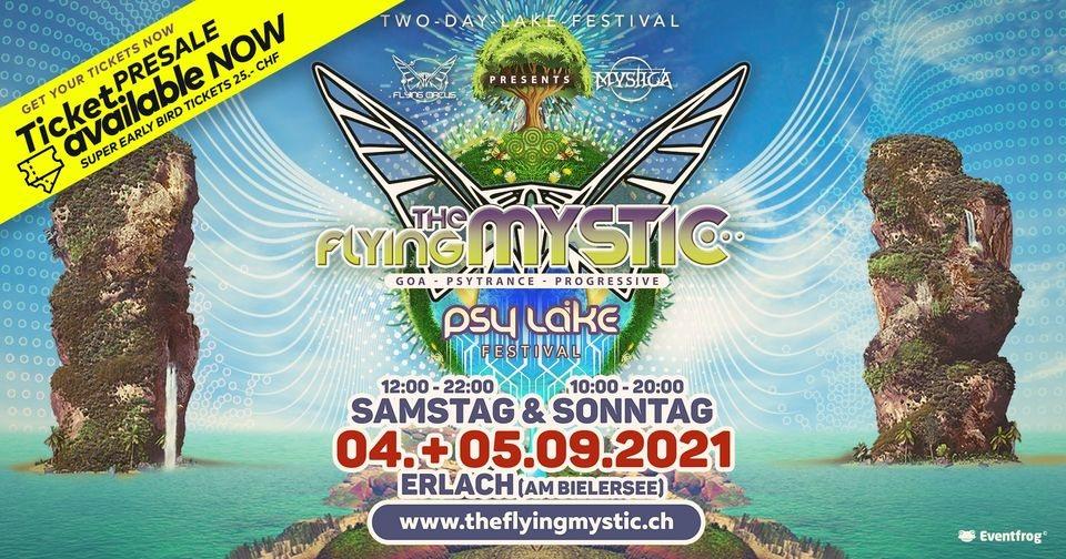 Party Flyer PSY LAKE FESTIVAL 4 Sep '21, 12:00