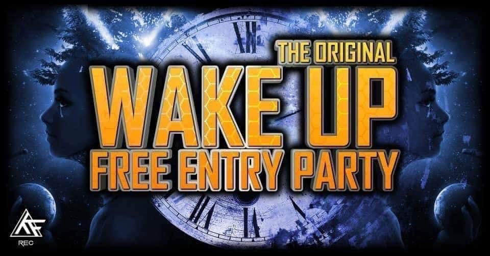 wake up. first time @ wunderbox 15 Oct '21, 22:00