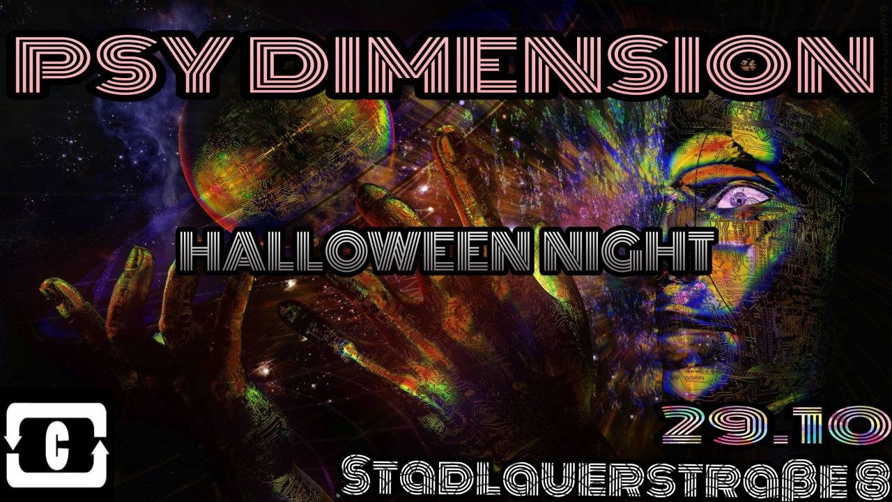 Party Flyer HALLOWEEN NIGHT 29 Oct '21, 22:00