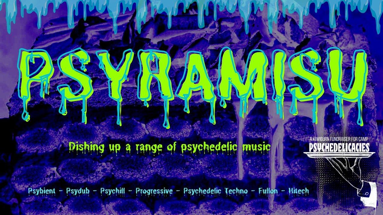 Party Flyer Psyramisu 20 Nov '21, 20:00