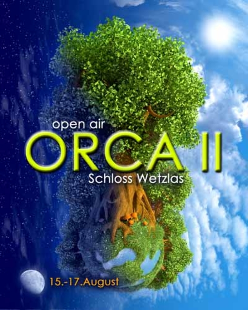 ORCA II - open air 15 Aug '03, 07:30