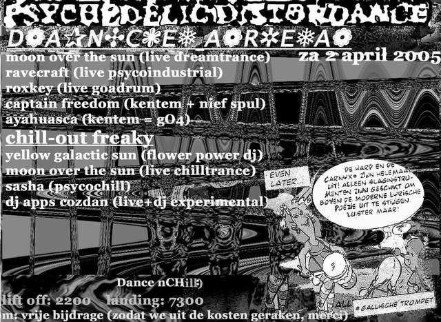 Psychedelic Distortion 2 Apr '05, 22:00