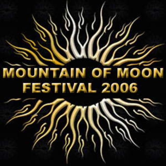 Party Flyer THE MOUNTAIN OF THE MOON FESTIVAL 2006 - 4 - 5 - 6 AGOSTO 4 Aug '06, 22:00