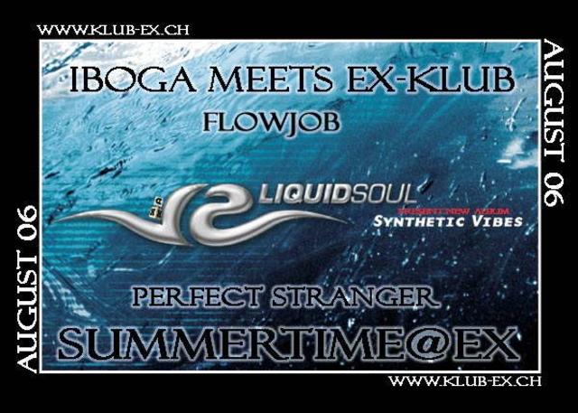Party Flyer TRAUMDEUTER Ex-Klusive ! 26 Aug '06, 22:00