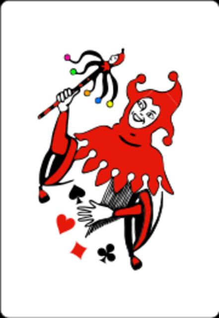 Party Flyer Joker 's Keltengrouve 16 Feb '08, 20:00
