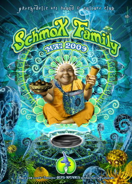 SchmoXFamily Club - Mu Shu Music Label Night 23 May '09, 23:00