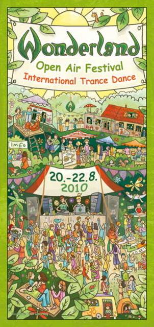 Wonderland Open Air Festival @ Waldfrieden 20 Aug '10, 18:00