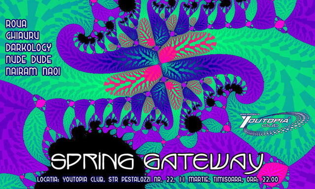 Party Flyer Spring Gateway 11 Mar '11, 22:00
