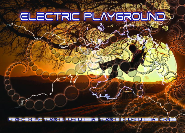 Party Flyer Electric Playground #11 7 Apr '11, 23:00