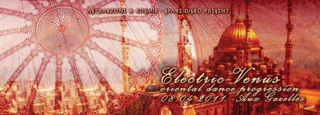 ELECTRIC VENUS presents GOBAYASHIs RETURN & VAISHIYAS live 8 Apr '11, 22:00