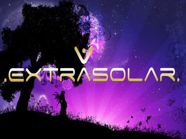 Party Flyer Extrasolar .V. & SOPHIE'S B-DAY 6 May '11, 22:00