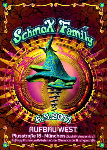 Party Flyer SchmoXFamily 6 May '11, 23:00