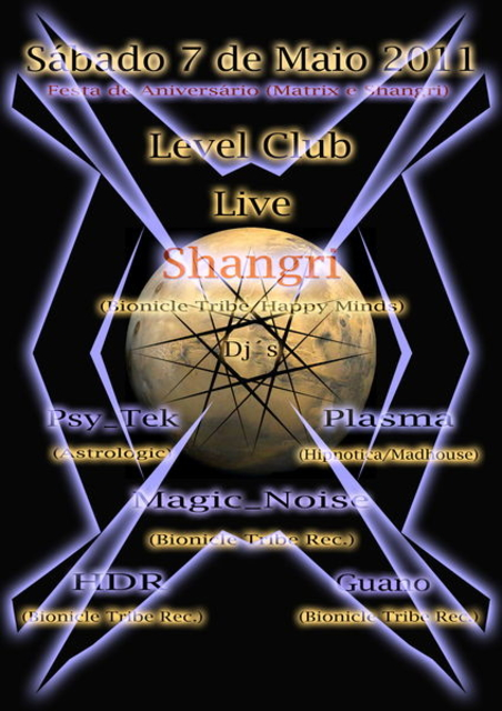 free party Level Club 7 May '11, 23:30