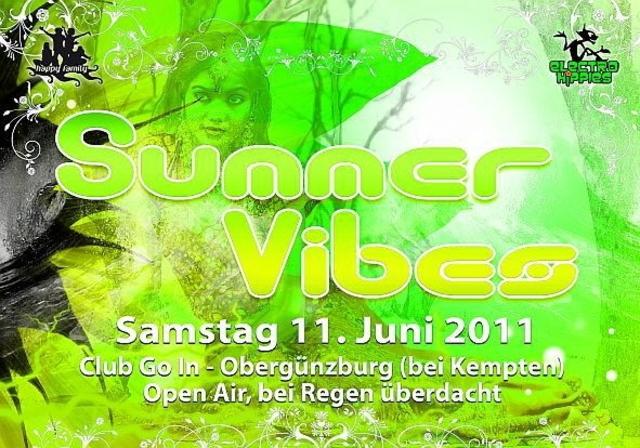 SUMMER VIBES 11 Jun '11, 22:00