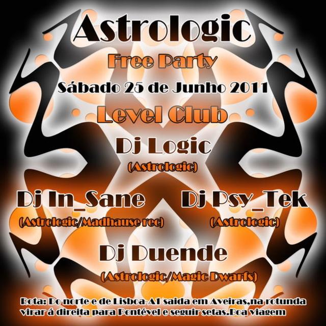 Astrologic party 25 Jun '11, 23:30