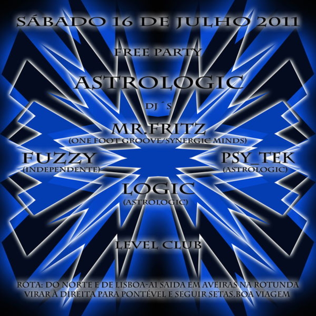 Astrologic party 16 Jul '11, 23:30