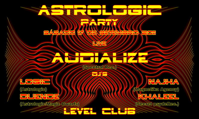 Astrologic party 17 Sep '11, 23:30