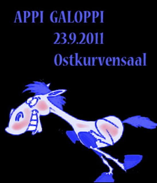 Appi Galoppi 23 Sep '11, 23:00