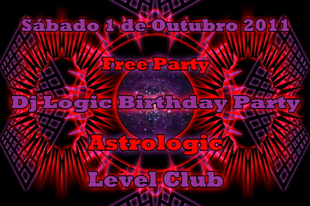 Dj Logic Birthday Party 1 Oct '11, 23:30