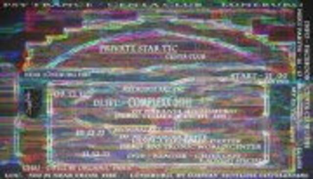 Party Flyer centa club info 9 Dec '11, 22:00