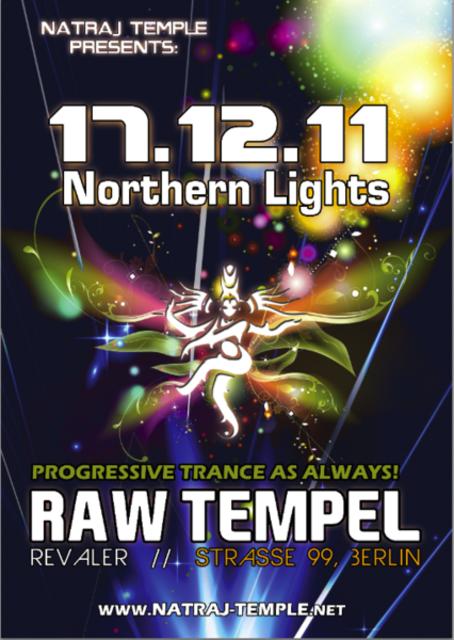 NORTHERN LIGHTS 17 Dec '11, 23:30