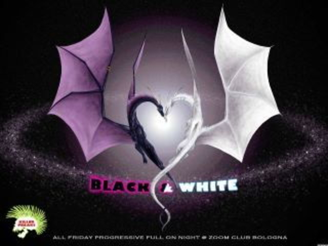 Party Flyer BLACK & WHITE (StRiPpInG eDiTiOn !!!!!) 3 Feb '12, 23:00